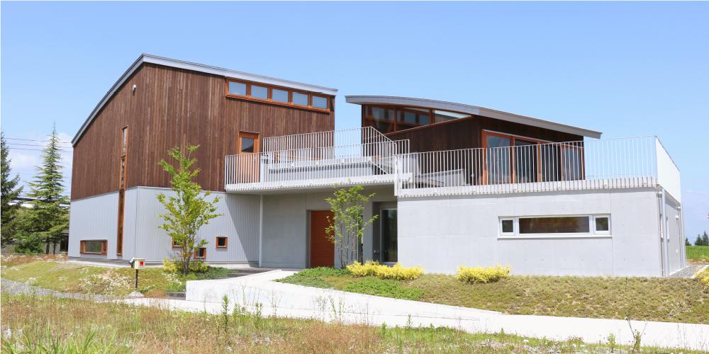 Smart MIRAI House